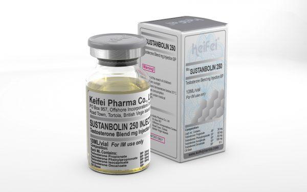 Keifei Pharma Sustanon (Sustanbolin 250)