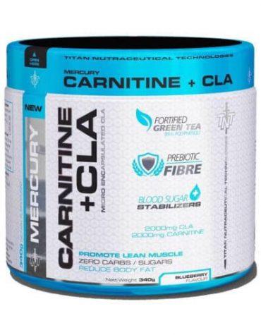 Carnitine CLA (340g)